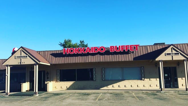 Hokkaido Buffet features all-you-can-eat meals as well as hibachi-style dishes.
