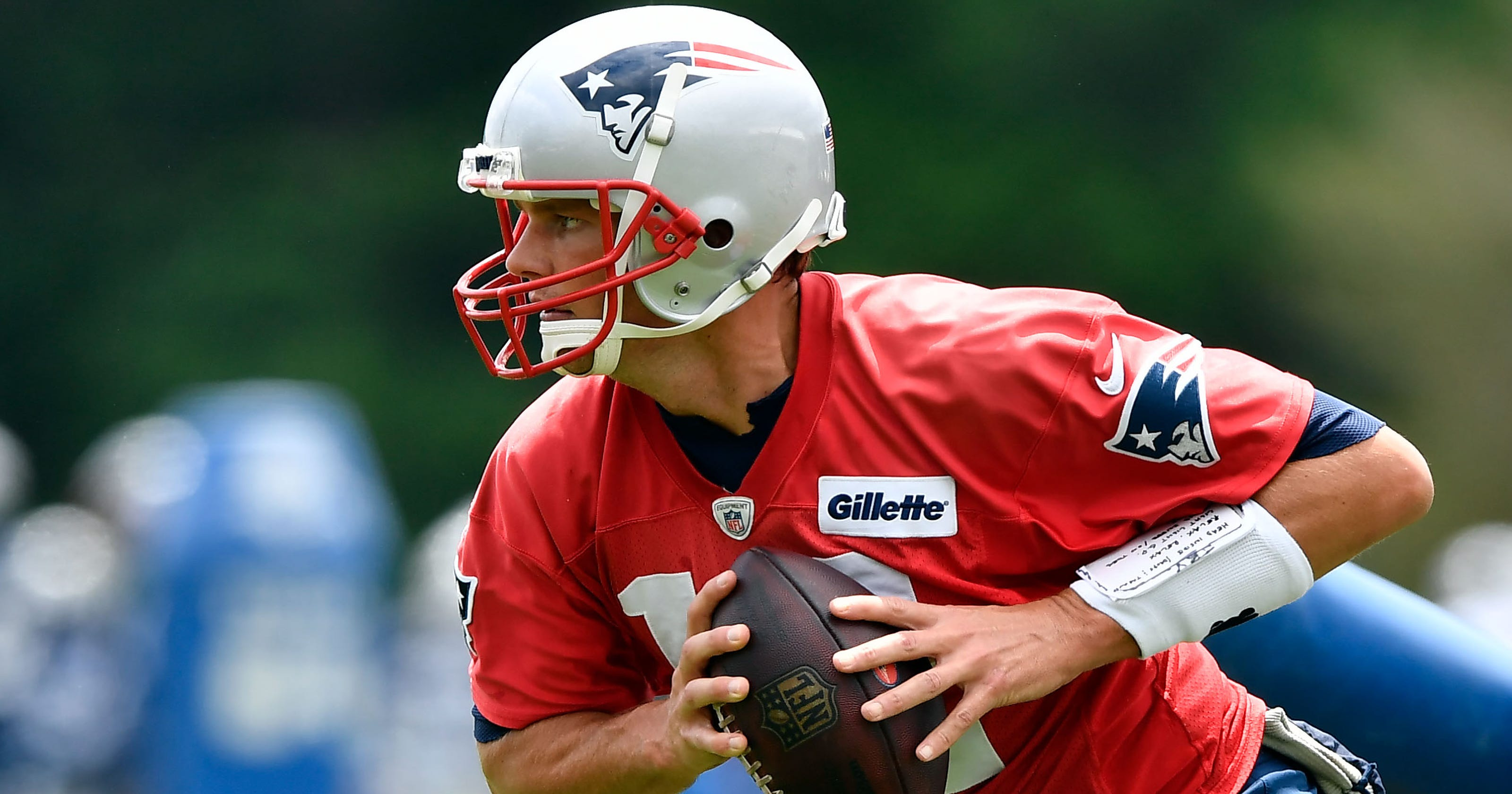 33d29af0d Patriots  Tom Brady embraces new challenge while focusing on family