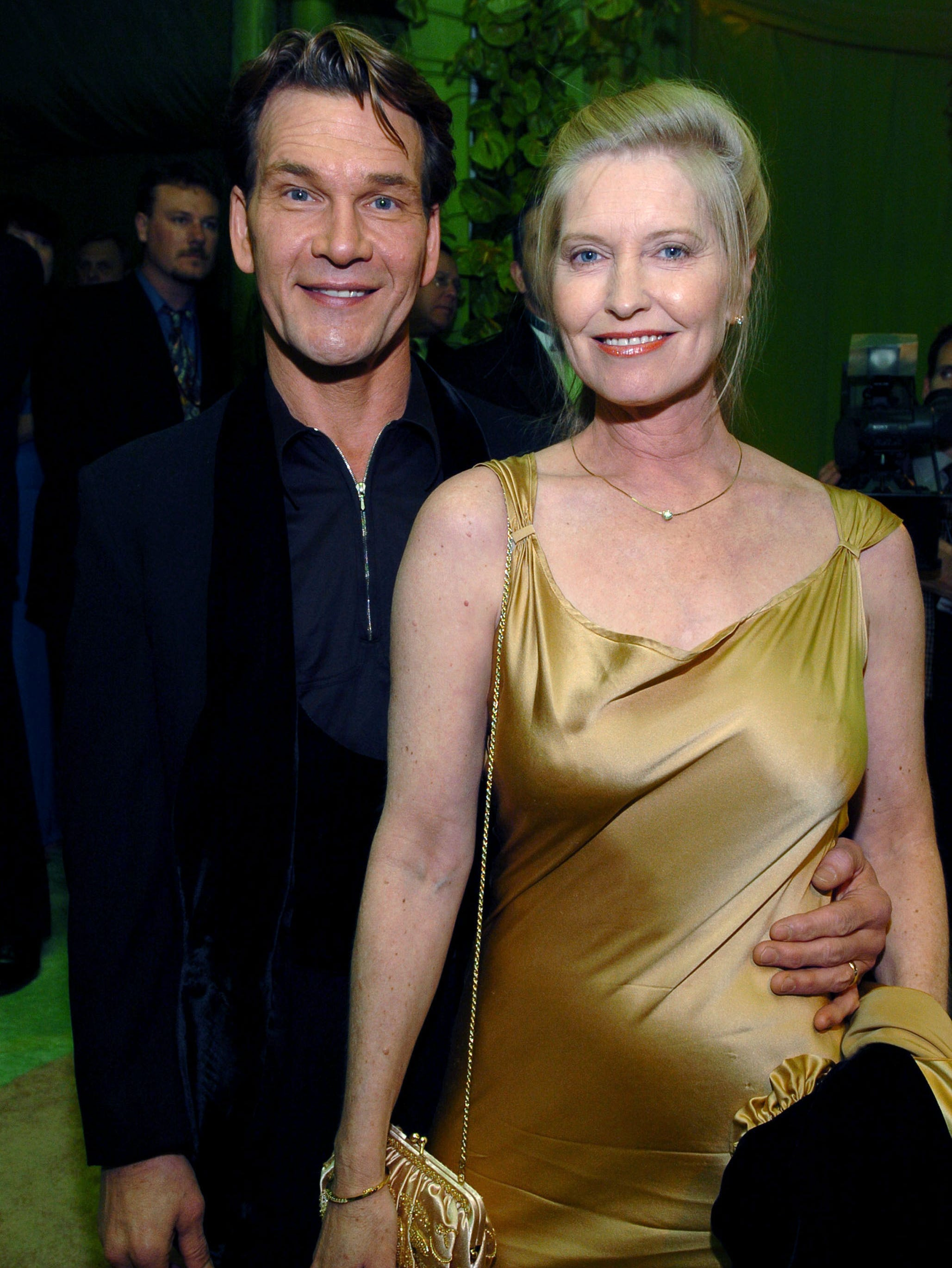 Patrick Swayze S Widow Lisa Niemi Is Engaged