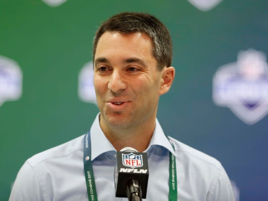 Chargers general manager Tom Telesco is confident Anthony