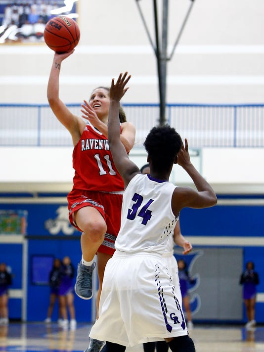 PHOTOS Ravenwood girls vs Cane Ridge at Antioch