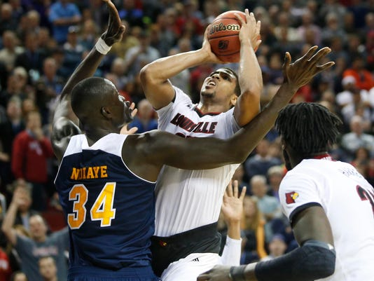 NCAA Basketball: NCAA Tournament-2nd Round-UC Irvine vs Louisville
