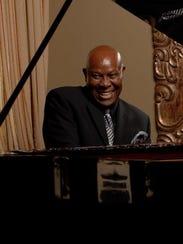 Musician C.C. Jones.