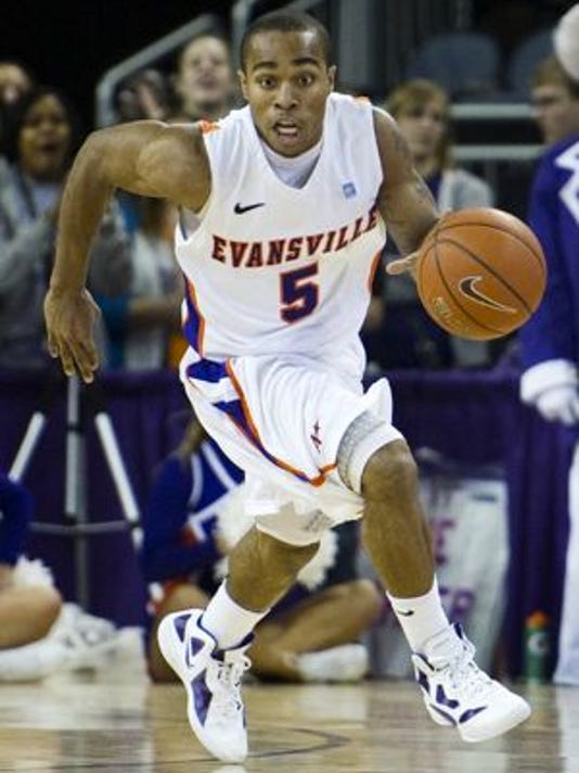 UE senior Troy Taylor recorded the Aces' second-ever triple double, also the second ever for a player against Creighton.