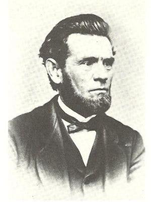 Isaac Julian Harvey, the first mayor of Salinas.