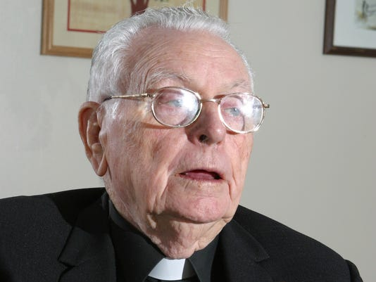 Monsignor Eugene Maguire