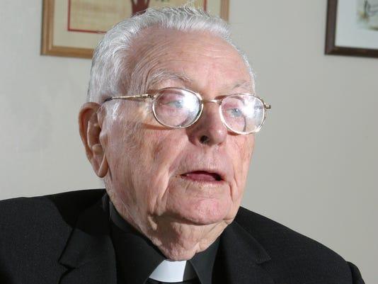 Monsignor Eugene Maguire
