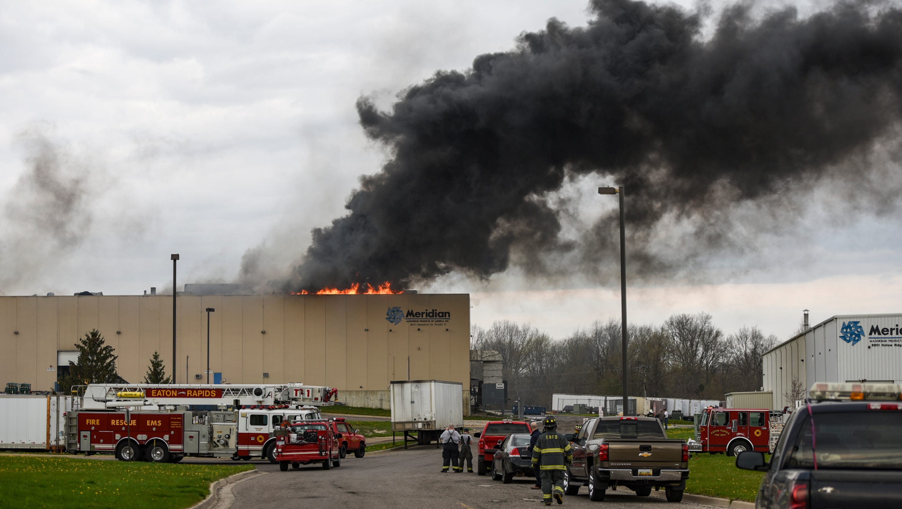 Ford F-150 supplier had history of safety violations before explosion
