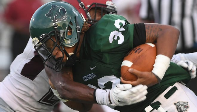 Cordova will be relying on players such as running back Jeremy Banks to return to the 6A playoffs.