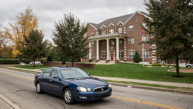 Sigma Phi Epsilon is just one of 13 fraternities that will no longer allow alcohol at gatherings at fraternity homes or co-hosted events until after Jan. 31, 2018. The ban was put in place in an agreement between Ball State and the Interfraternity Council.