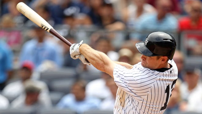 Chase Headley said he passed up more money to re-sign with the Yankees.