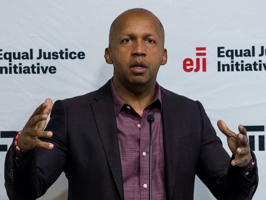Equal Justice Initiative Executive Director Bryan Stevenson