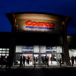 Crowds packed the new Costco Wednesday night in Timnath, CO. The grand opening is set for Oct. 2.