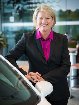 Kimberly Brycz has been named as General Motors' senior vice president of Global Human Resources.