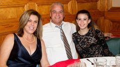 Jackie, Carlos, Bella Padilla. TNT (Teaneck New Theatre)