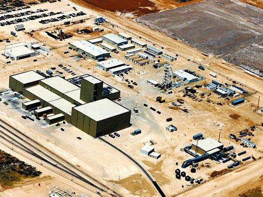 Nuke Repository Radiation