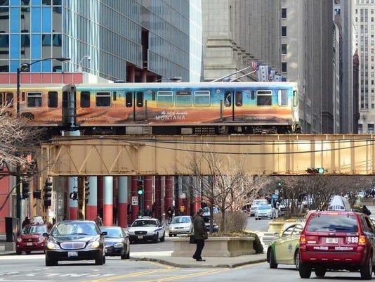 Chicago ad campaign