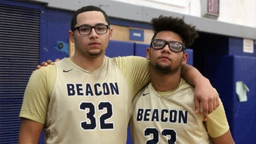 Beacon basketball's 'Goggle Brothers' emerge together with young Bulldogs