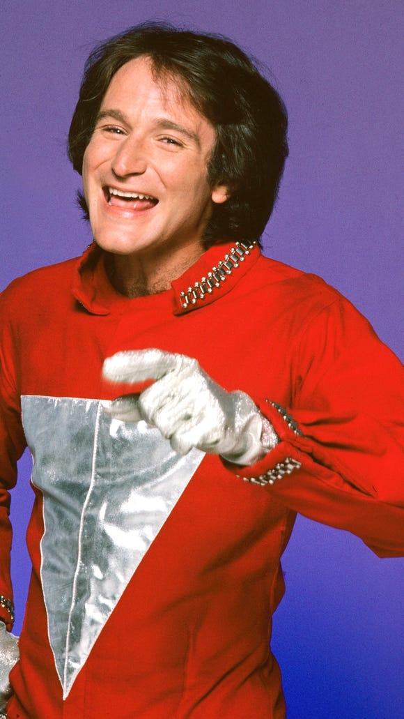 Robin Williams Kuolema