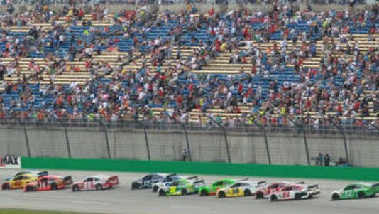 A 30-year-old Indiana man died from injuries he sustained in a crash at Kentucky Speedway. (Photo: