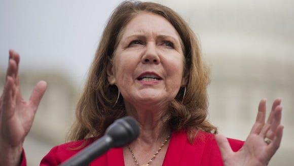 Rep. Ann Kirkpatrick, D-Ariz., already has locked up