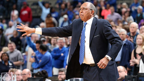 Tubby Smith is in his first year as head basketball coach at Memphis. Smith is one of only two coaches to take five different schools to the men's NCAA Tournament.