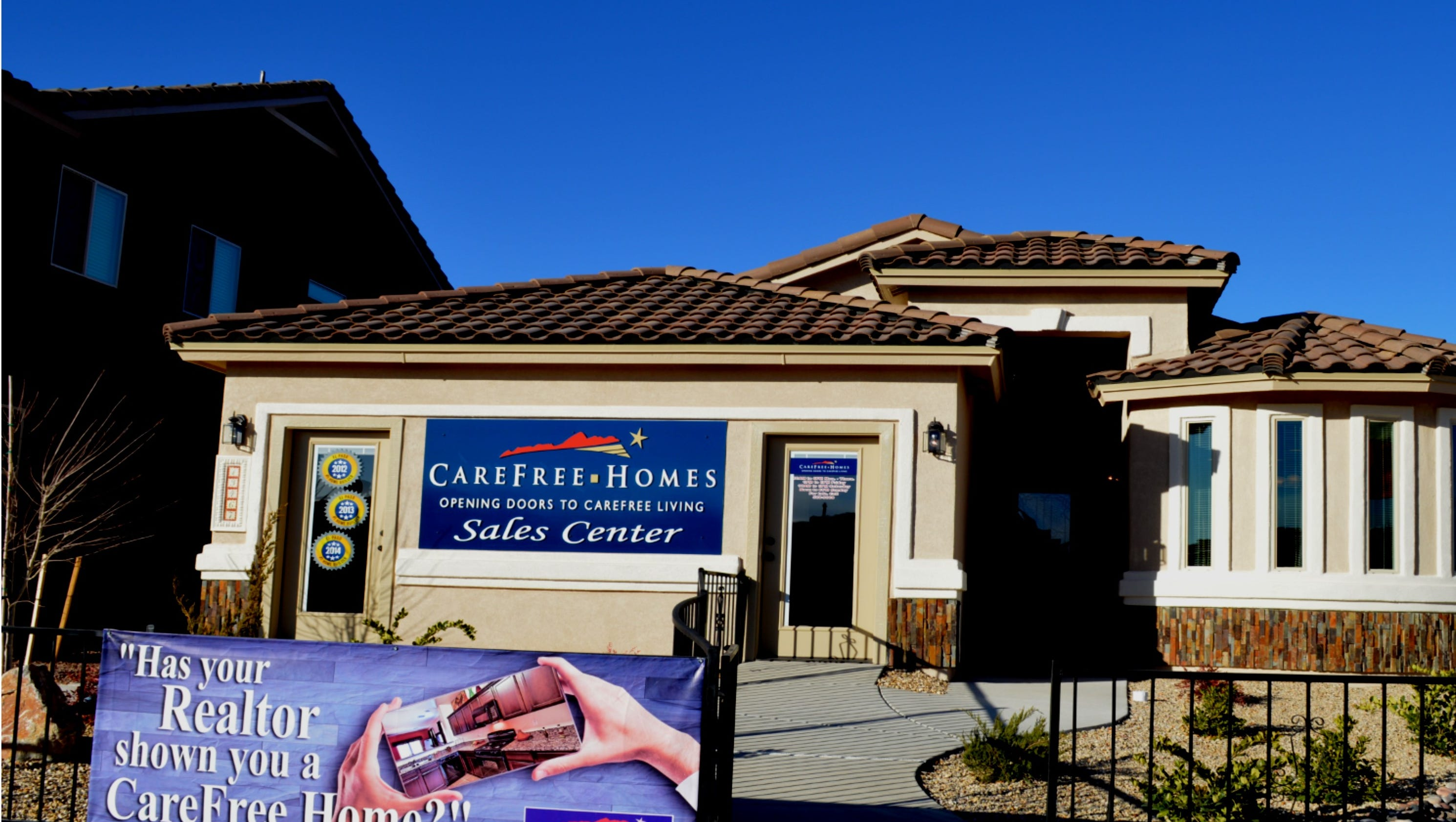 Carefree homes sold to el paso investors for The house company el paso