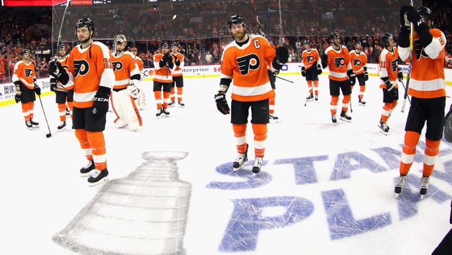 The Flyers will take back to the ice in September for their exhibition games.