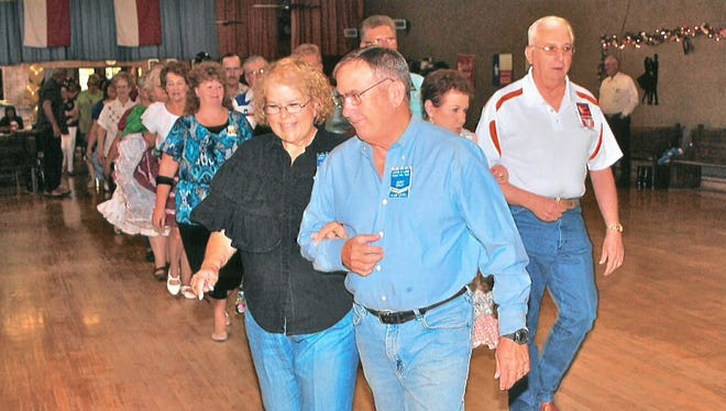 The Wichita Falls Solos will offer free Square Dance Lesson for members of the 50 Plus Zone starting Jan. 12.