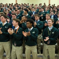 St. Mark's High School gets $1.5 million gift to help make sure 'all things are possible'