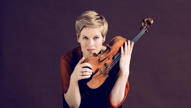 Violinist Isabelle Faust joined cellist Jean-Guihen Queyras and pianist Alexander Melnikov in a Beethoven-centric concert on Sunday at The Society of the Four Arts.
