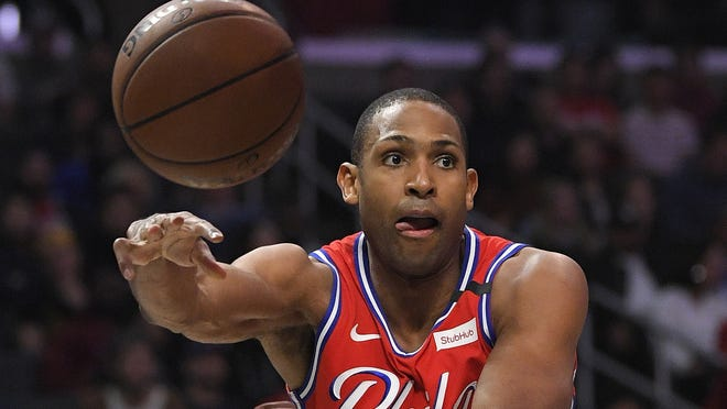 Al Horford and the Philadelphia 76ers were a league-best 29-2 at home before the pandemic hit but as the season prepares to resume in Florida, the Sixers won't play another home game in Philly until next season.