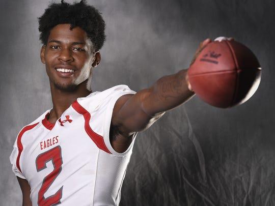 East Nashville athlete Jashon Watkins