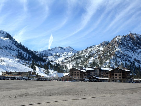 Operators of the Village at Squaw Valley just north