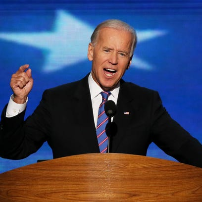 Draft Biden's new commercial draws from remarks on