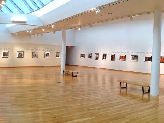Joel Salcido Ruiz's work has been exhibited across