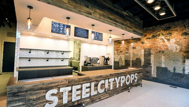 Steel City Pops, a gourmet Popsicle company that has stores throughout the South, is opening a location in the former Wild and Woolly Video space at 1021 Bardstown Road.