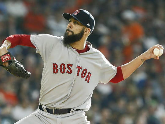 No. 47: Boston Red Sox pitcher David Price earned $30.7M.