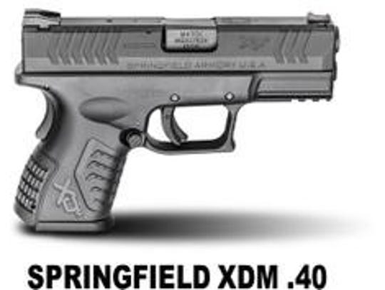 Springfield XDM .40