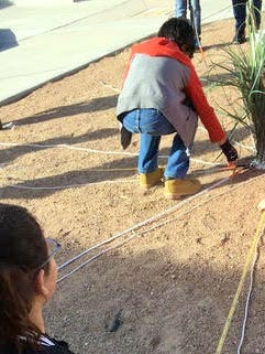 More than 400 second, third- and fourth-grade students in Deming are experiencingthe excitement of hands-on science this springthanks to a grant from the PNMFoundation to the nonprofit Asombro Institute for Science Education.