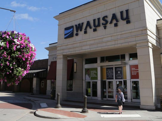 The Wausau Center mall's current transition includes