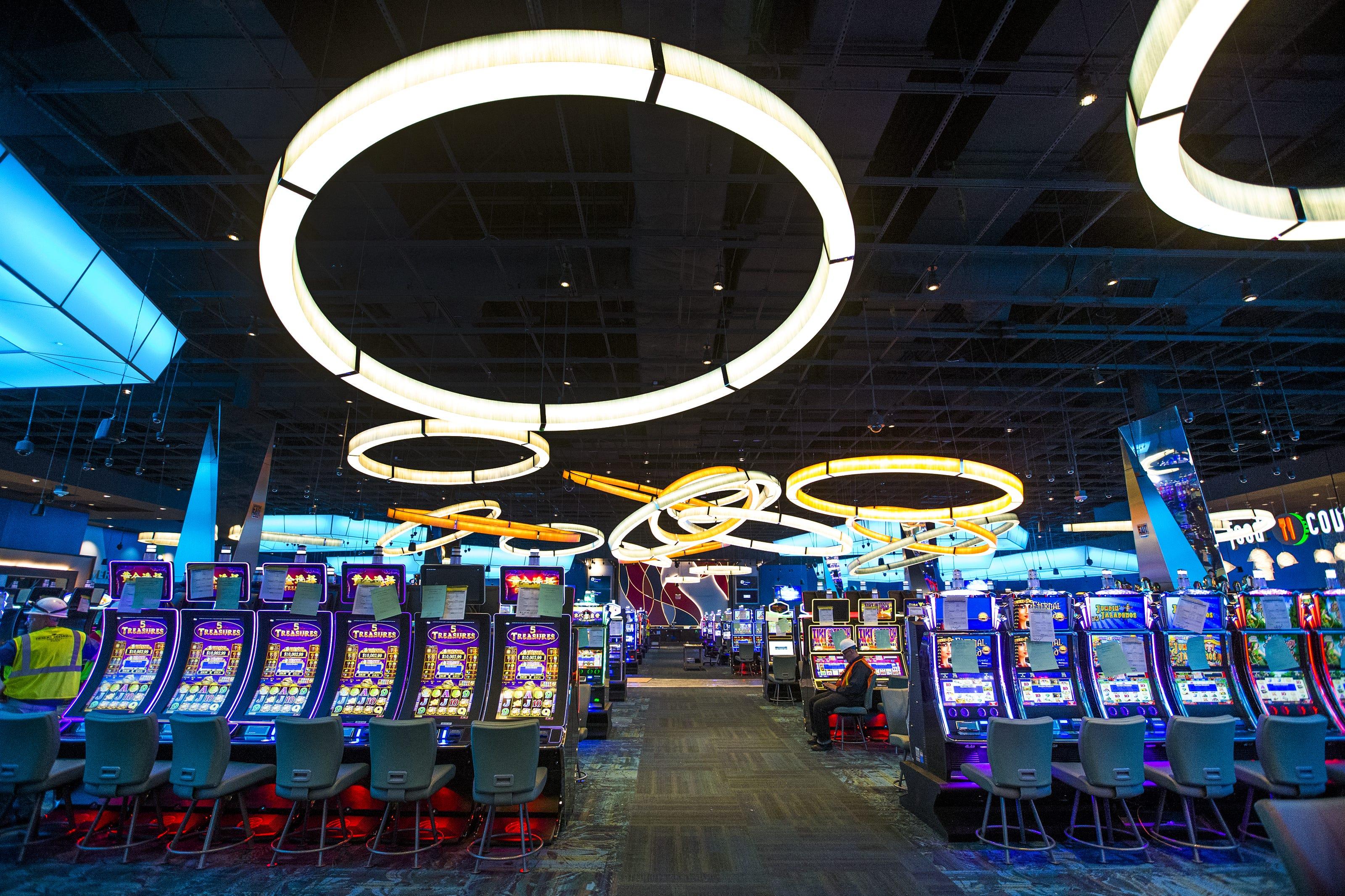 Cmp casino software