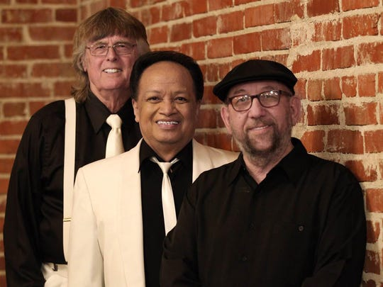 "The Association will be playing at the Paramount as part of the ""Happy Together"" tour on June 30. They are, from left, Jim Yester, Del Ramos and Jules Alexander."