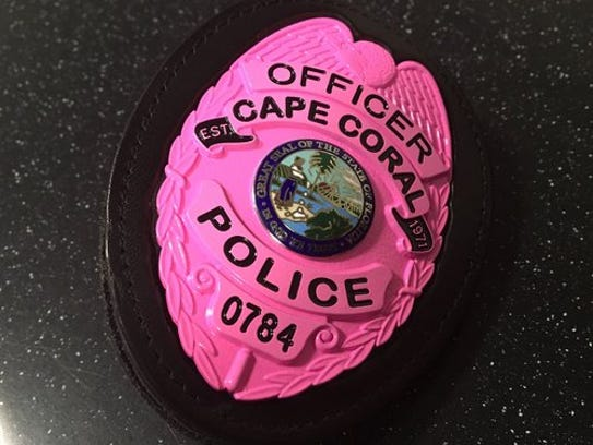 Some Cape Coral Police Department personnel are wearing