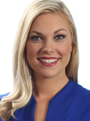 Allyson Powell will co-anchor WYFF 4's morning broacast.