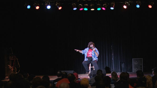 Former WWE champion and hardcore legend Mick Foley will be bringing his stand-up comedy act to Harrisburg Comedy Zone on Tuesday, Feb. 24.