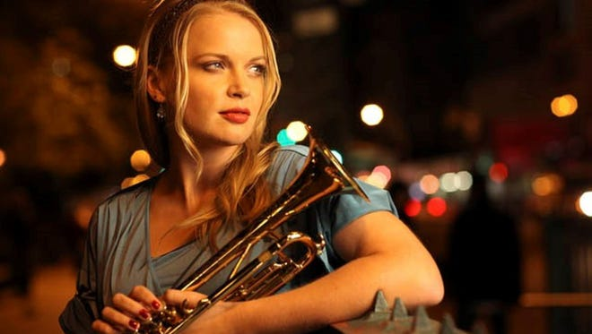 Jazz trumpeter Bria Skonberg will bring her hot horn to Centenary Stage Co.'s January Thaw Music Festival on Jan. 23.
