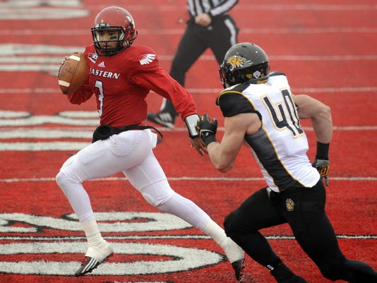 NCAA Football: FCS Semifinals-Towson at Eastern Washington