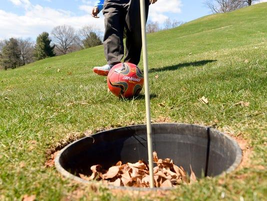 Footgolf at Gypsy Hill