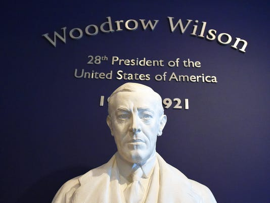 Woodrow Wilson Birthday Celebration